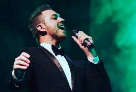 Joshua Lewis - Swing/Rat Pack / Musicals / Jersey Boys / Michael Buble Tribute Act - Male Singer Burnley, North of England
