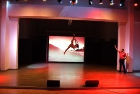 Charlotte Sinclair - Aerialist / Acrobat Swindon, South West