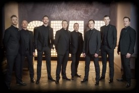 Only Men Aloud - Male Singer Wales