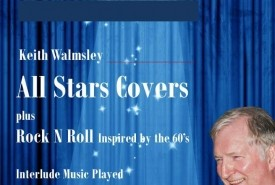All Stars Covers - Male Singer Blackburn, North of England