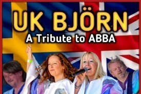 UK Bjorn  - Abba Tribute Band Chester, North of England