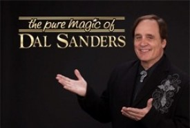 The Pure Magic of Dal Sanders - Comedy Cabaret Magician Dallas, Texas