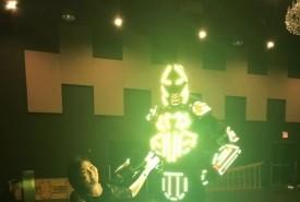 Led robot  - Stilt Walker Miami, Florida
