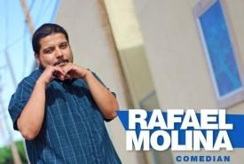 Rafael Molina - Adult Stand Up Comedian San Antonio, Texas