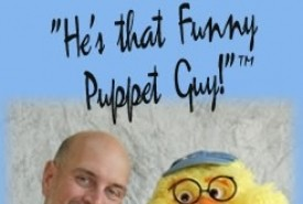 Richard Paul Ventriloquist and Puppeteer - Ventriloquist