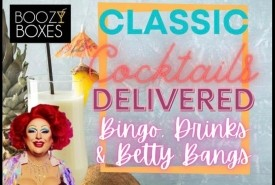 Betty Bangs - Comedy Singer Coventry, West Midlands