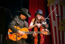 Texas Gypsies - Swing Band Dallas, Texas
