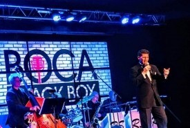 Rome Saladino - Michael Buble Tribute Act Boca Raton, Florida