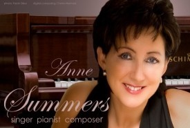 Anne Summers - Pianist / Keyboardist