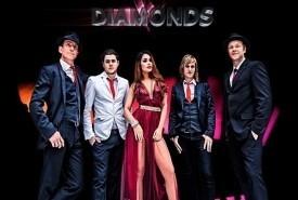 DIAMONDS - Cover Band
