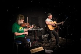 Shenanigans Irish Music Duo - Irish Band Manchester, North of England