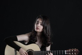 Costanza Casullo - Classical / Spanish Guitarist Milan, Italy