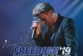 Freedom!'19 George Michael tribute show - Other Tribute Band Midlands