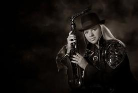Sunni McAllister - Saxophonist