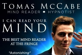 Tomas McCabe - Mentalist / Mind Reader United Kingdom, London