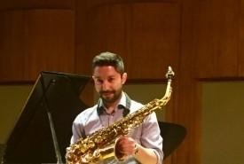 Diego  - Saxophonist Boston, Massachusetts