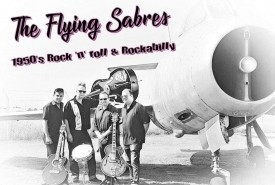 The Flying Sabres - Rock & Roll Band