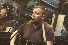 Matthew Mcghie  - Acoustic Guitarist / Vocalist Northamptonshire, East of England