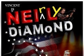 NEIrLy Diamond  - Neil Diamond Tribute Act North Yorkshire, North of England