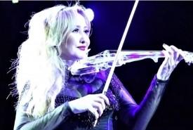 Solle Wall - Violinist Charlotte, North Carolina
