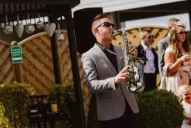 TheSaxWalker - Saxophonist Ipswich, East of England