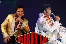 Darren Lee - Burnin'Love - Elvis Impersonator Canada, British Columbia