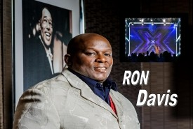 Ron Davis - Male Singer Manchester, North of England