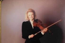 Jane Burgess ARCM - Violinist