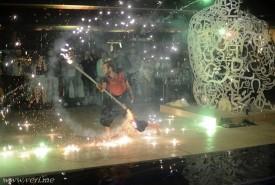 luka pesalj - Fire Performer Serbia