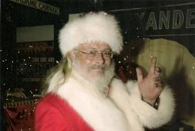 Magic Santa Claus - Close-up Magician San Diego, California