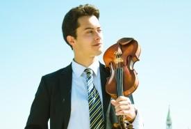 Maksym Sepanenko - Violinist Ukraine, Ukraine