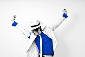 Mitch Mimms as Michael Jackson - Michael Jackson Tribute Act Merseyside, North West England
