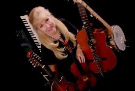 Kelley Kennedy One Woman Band - Multi-Instrumentalist