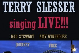 Terry Slesser - Male Singer Tyne and wear, North East England
