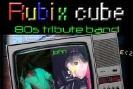 Rubix Cube - 80s Tribute Band Yorkshire, North of England