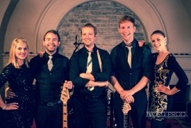 The Pentatonics Band / Christelle Duo - Wedding Band