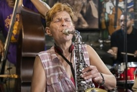 nicoletta Manzini - Jazz Band New York City, New York
