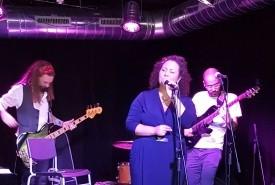 Jasmin sokolies - Soul / Motown Band Barcelona, Spain