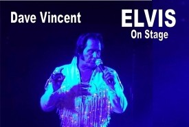 Dave Vincent - Elvis Impersonator Manchester, North of England