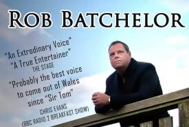 Rob Batchelor - Tom Jones Tribute Act Bridgend, Wales
