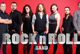 Rock and Roll  Live Cover Band - Cover Band Belarus, Belarus