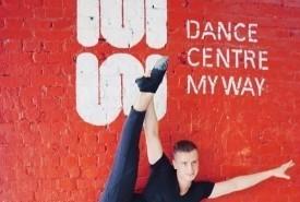 Ihor Pryimak - Male Dancer Ukraine