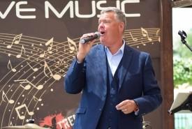 Steve Jackson - Male Singer Arboleas, Community of Madrid