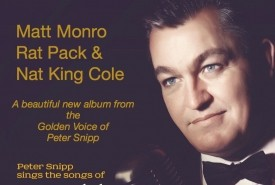 Peter Snipp Portrait of Matt Monro, Also Matt. Rat & Nat  - Matt Monro Tribute Act Orpington, London
