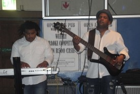 Ashley Wenn - Jazz Band South Africa, Western Cape