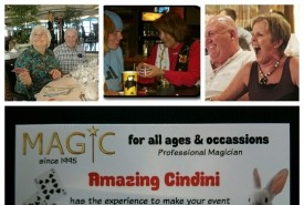 Amazing Cindini - Children's / Kid's Magician