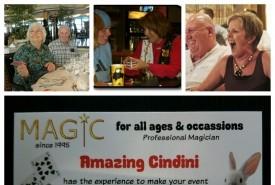 Amazing Cindini - Children's / Kid's Magician