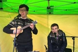UkuleleBoxVox - Duo Leicestershire, East Midlands