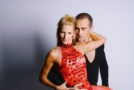 Ilona Mashko and Andrii Lahzdish - Ballroom Dancer Dnepropetrovsk, Ukraine