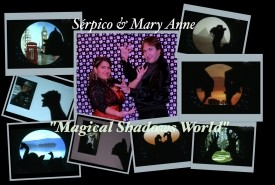 Serpico and Mary Anne - Duo Serpico - Hand Shadow Act